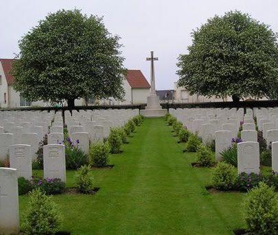 Chapelle British Cemetery, Holnon, France