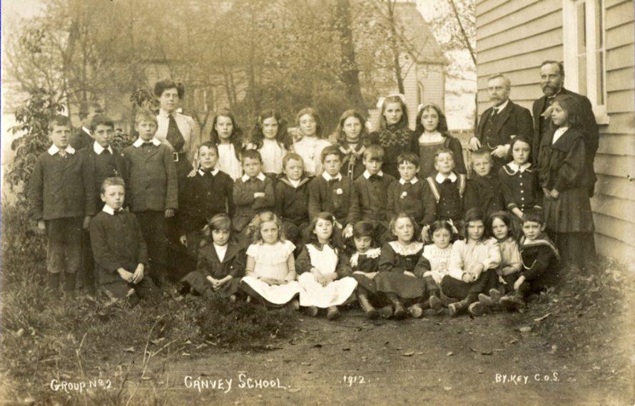 Old Photo Village School