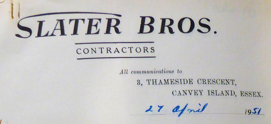 Slater Bros Contractors