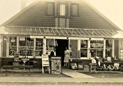 Jones' Stores Postcard