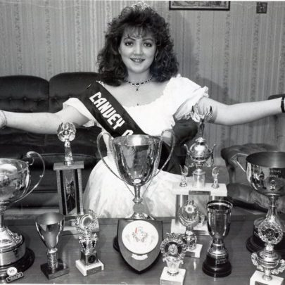 1990 Paula Fiddy