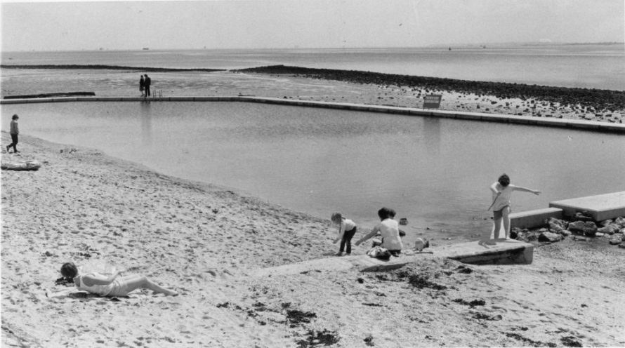 The Tidal pool at Concord Beach | Echo Newspaper Group