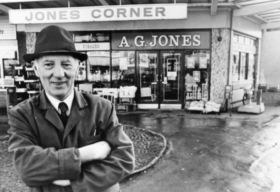 Jones Corner Shop | Echo Newspaper Group