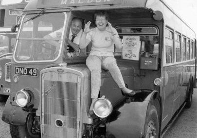 History on Wheels