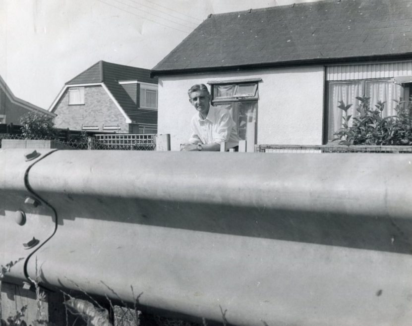Central Wall Road | Echo Newspaper Archive