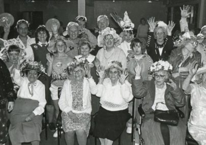 Easter Bonnet Parade 1990