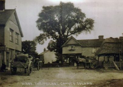 Village pump and Red Cow
