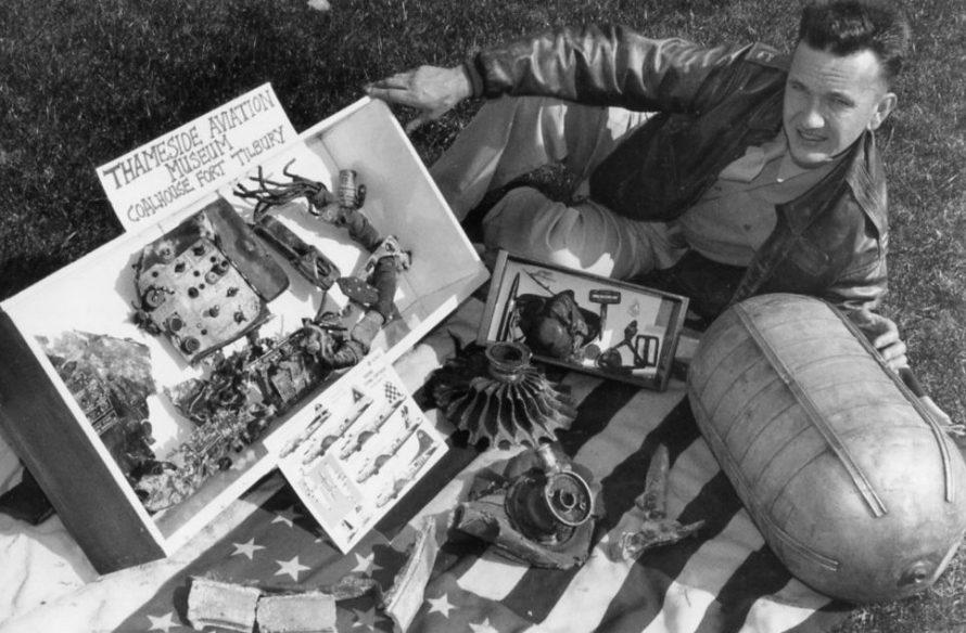 Gary Foulgar B17 Finds | Echo Newspaper Archive