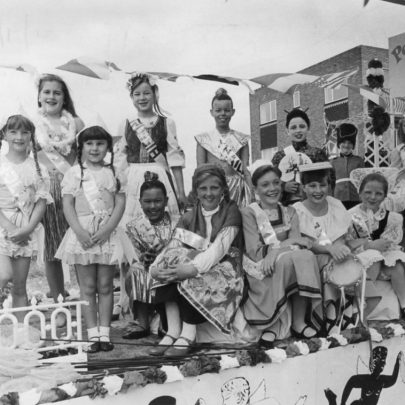 1986 Castle Point Academy of Dance Float
