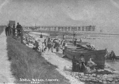 Shell Beach, Canvey