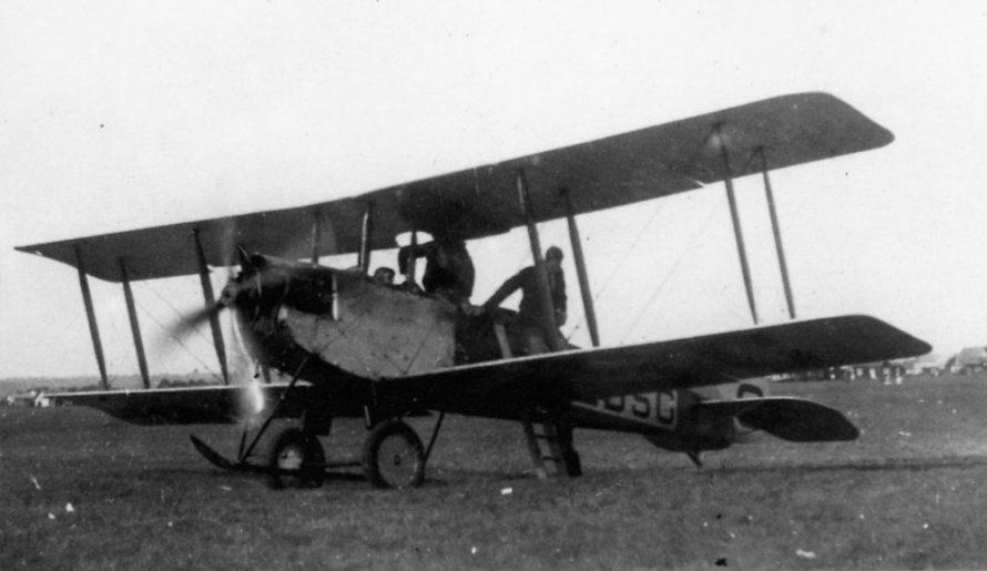 Canvey's Bi-planes