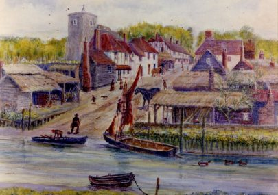 Paintings of Benfleet