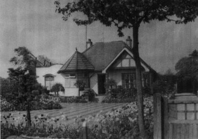 St Katharine's Lodge