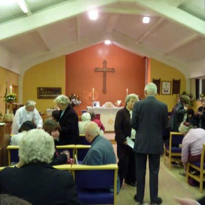 Guests arriving for the Celebrations   Janet Penn