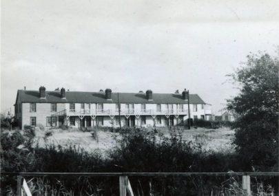 Coastguard Cottages c1930s