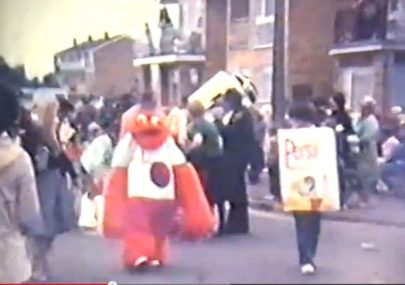 Canvey Island Parade 1978 video