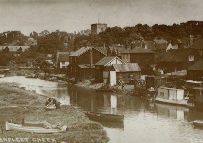 Benfleet Creek Photo