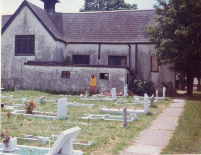 St Katherine's Derelict