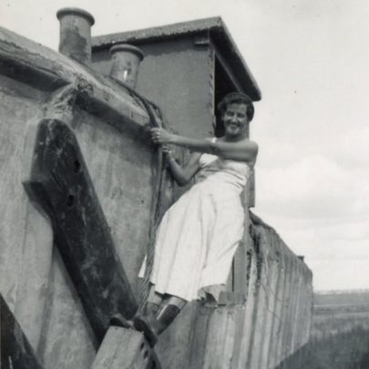 The Concrete Barge