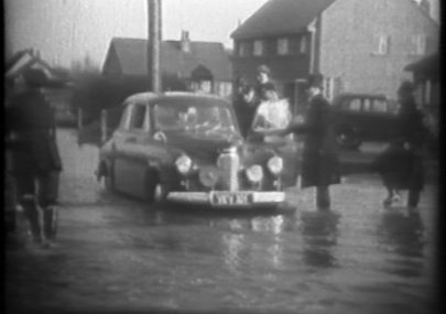Film and Sound Recordings from the 1953 Floods