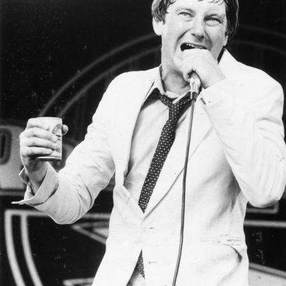 Lee Brilleaux 1983?