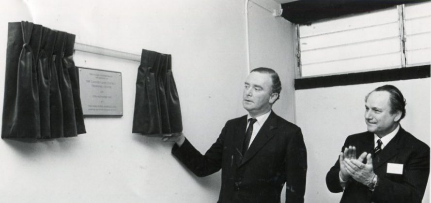 Opening of Canvey and District Training Centre | Echo Newspaper Archive