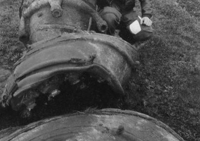 Gary Foulger and the V2 Rocket