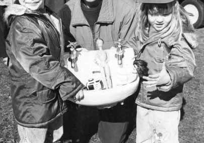Canvey Boot Sales 1990