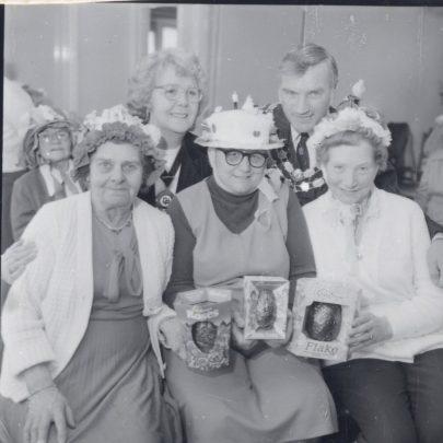Sydervelt Centre Easter 1984   WRVS