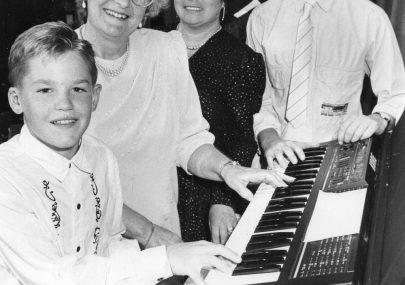 Keyboard Extravaganza