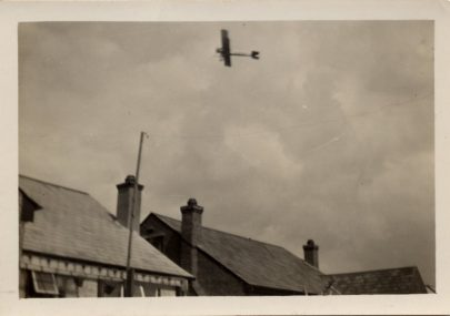 Bi-plane over Canvey?