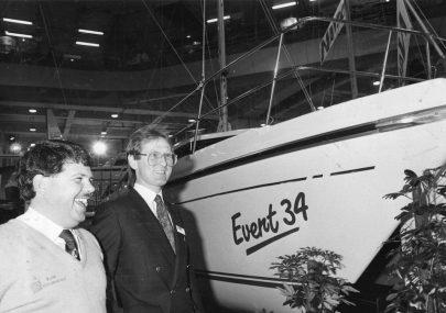 London Boat Show 1990-91