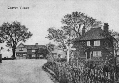 Canvey Island in the 1920's