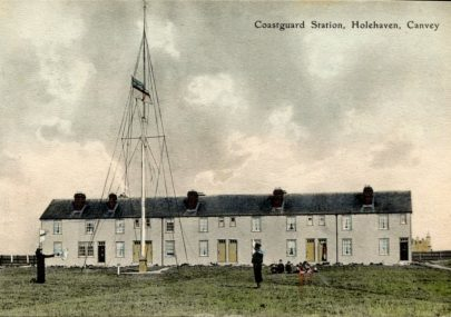 Two Postcards published by Walter Cox