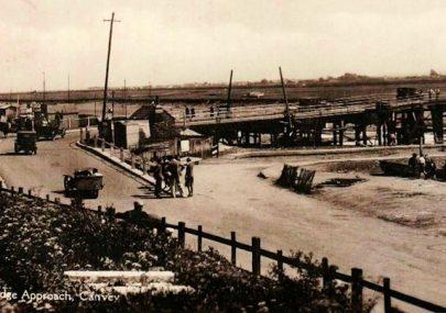 The New Bridge aka the Colvin Bridge