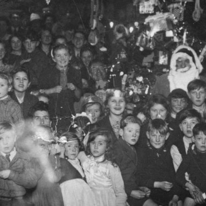 Christmas Past on Canvey