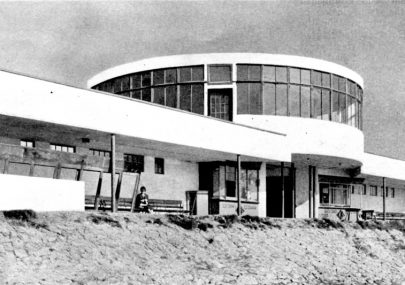 A Cafe at Canvey Island