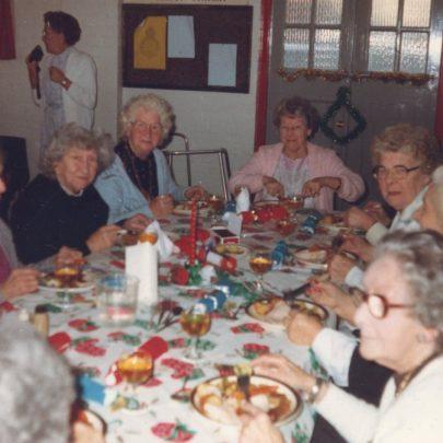 Christmas Dinner   WRVS