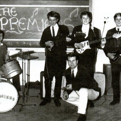 The band a few months later. New Gear! | G.Stevens