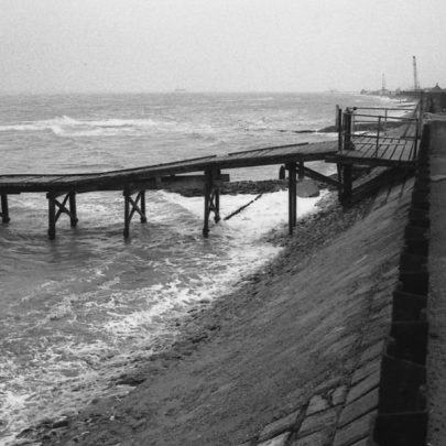 The Old Jetty c1981