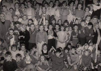 St Annes Sunday School Party 1957