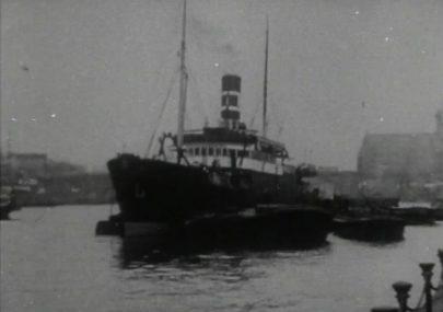 Tower Bridge to Southend 1924