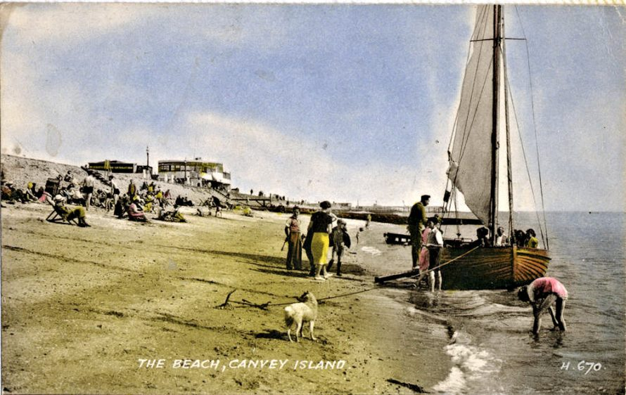 Canvey Postcards