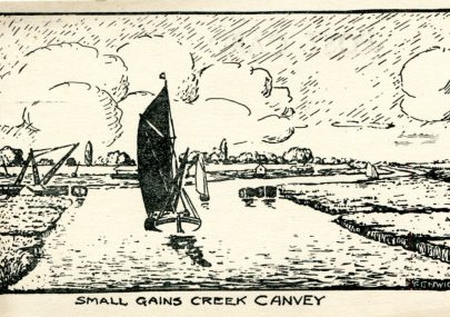 Three Canvey Postcards