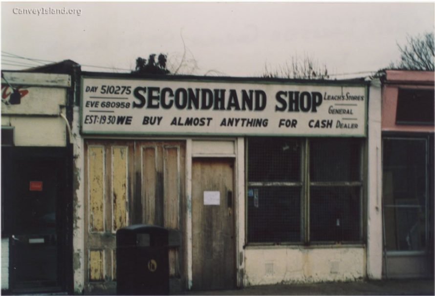 2007 The Secondhand Shop | Stan and Vera Oaker