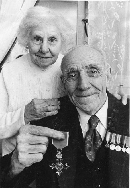 George Pickett Honoured
