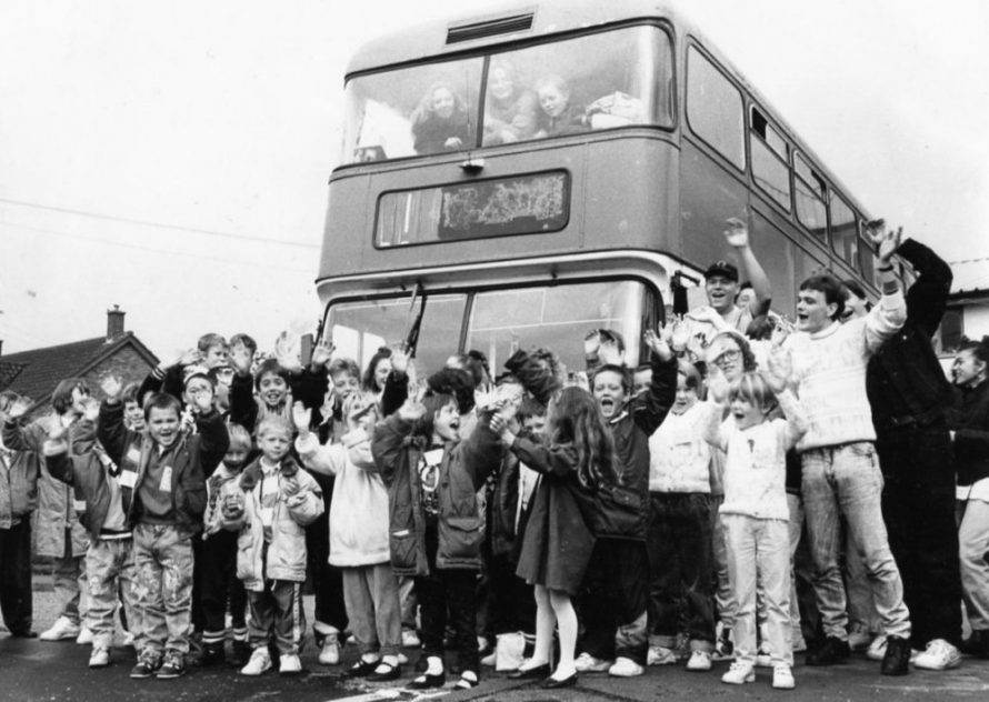 Off to Great Yarmouth | Echo Newspaper Archive