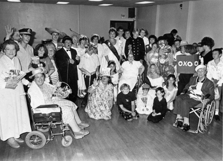 Pheonix Club Fancy Dress 1992 | Echo Newspaper Archive