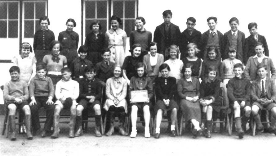 William Read School pre war years