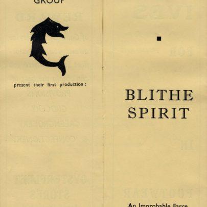 'Blythe Spirit'